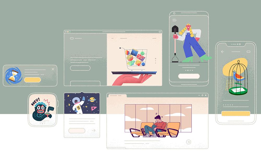 منبع یادگیری تجربه کاربری ux design